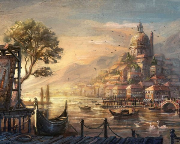 US $25 99 |Urban Landscape Diy Painting By Numbers Kit Hand Painted Oil  Painting Drawing Coloring By Numbers Canvas Picture Unframed-in Painting &