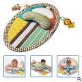 Baby Toy Infant Early Learning & education Game Blanket Baby Play Mats pillow With Mirror Musical Toys 0-12 Months Eco-friendly