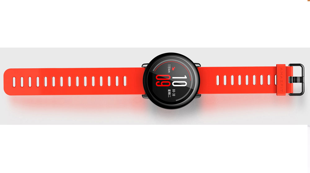 Original Xiaomi Huami Watch AMAZFIT Pace Smart Sports Watch English Version Bluetooth 4.0 GPS Heart Rate Monitor For Android IOS (11)