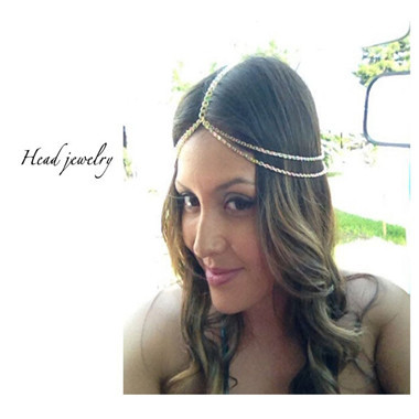 HTB1aIYyKXXXXXa6XVXXq6xXFXXXh Bohemian Metal Gold Color Head Chain Hair Jewelry For Women - 8 Styles