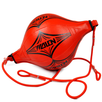 High QualityDouble End Muay Thai Boxing Punching Bag Speed Ball Punch Training Fitness