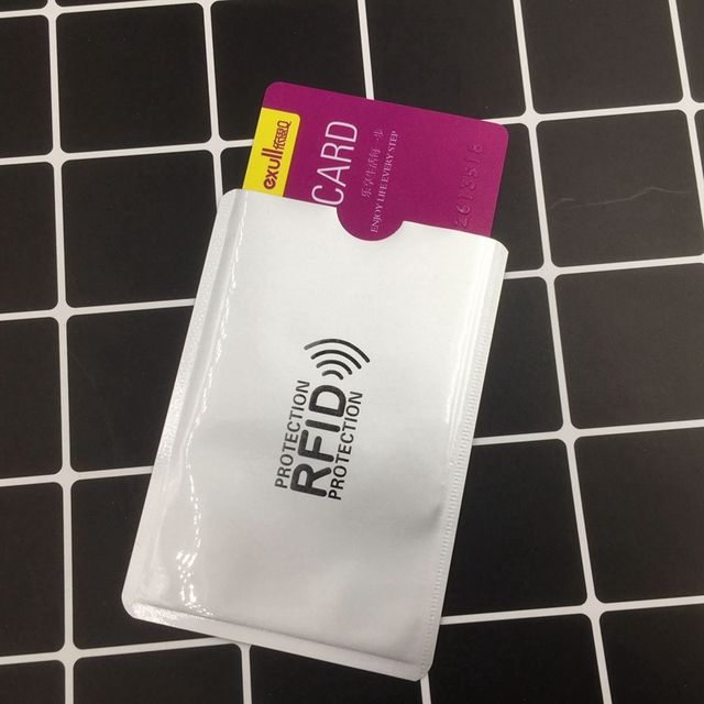 Anti Rfid Wallet Reader