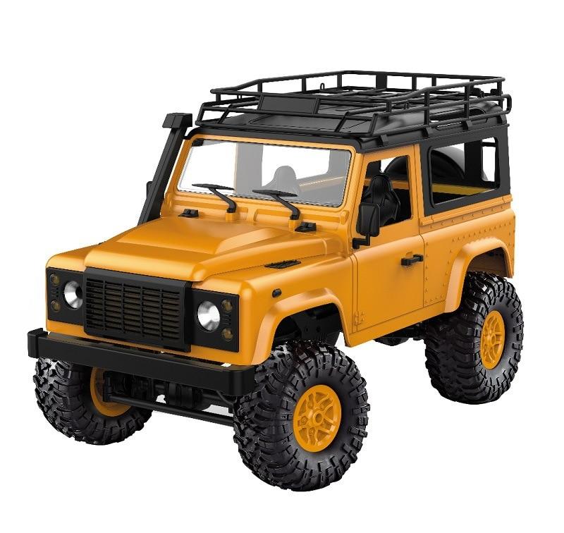 Newest MN 90K 1:12 Scale RC Car 2.4G 4WD Remote Control Truck Toys Unassembled Kit 1/12 D90 Defender DIY RC Rock Crawler Car