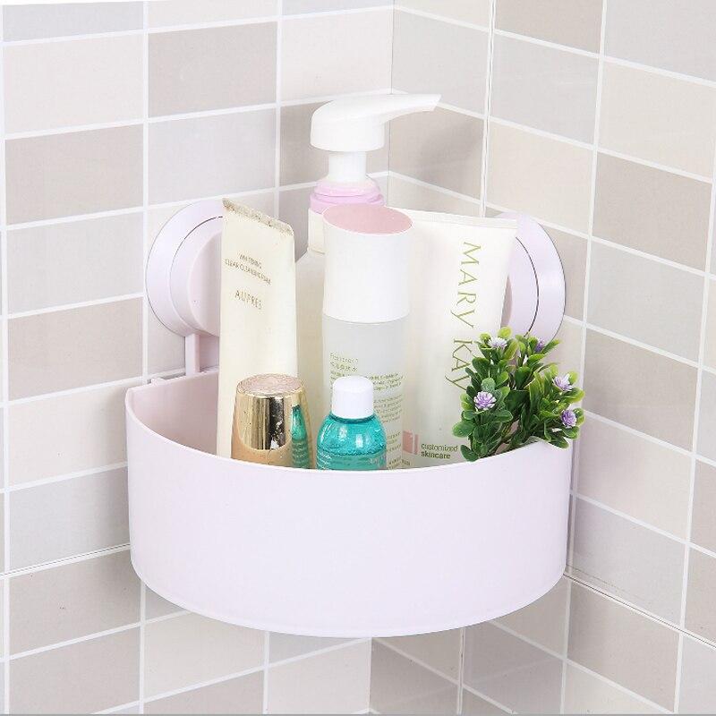 Enipate High Quality Cute Bathroom Corner Storage Rack Organizer ...