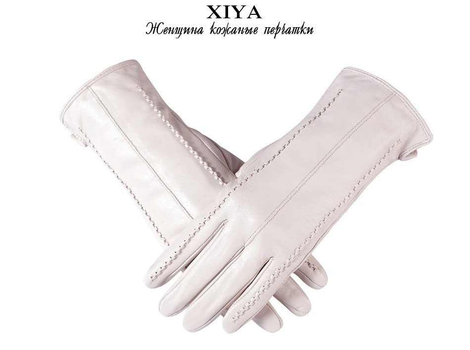 HTB1aI 0JpXXXXaUXpXXq6xXFXXXa - White leather women's gloves, Genuine Leather, cotton lining warm, Fashion leather gloves, leather gloves warm winter-2226
