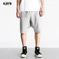 Hi Street Summer Men S Drop Crotch Shorts Baggy Loose Hip Hop Black Men Urban