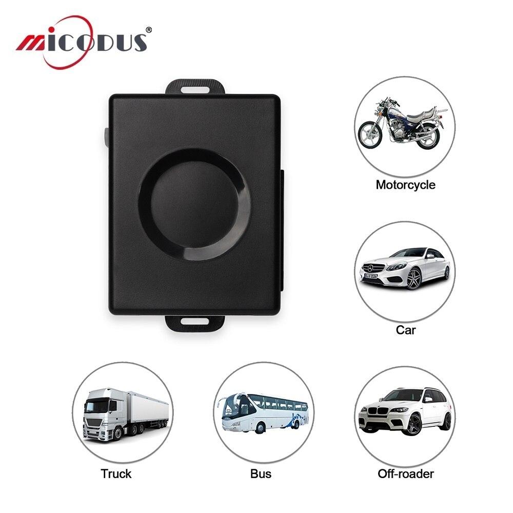 Véhicule GPS Tracker étanche aimant gratuit Web APP 5200 mah 50 jours en veille dispositif de suivi de voiture GPS localisateur CCTR-800 Plus