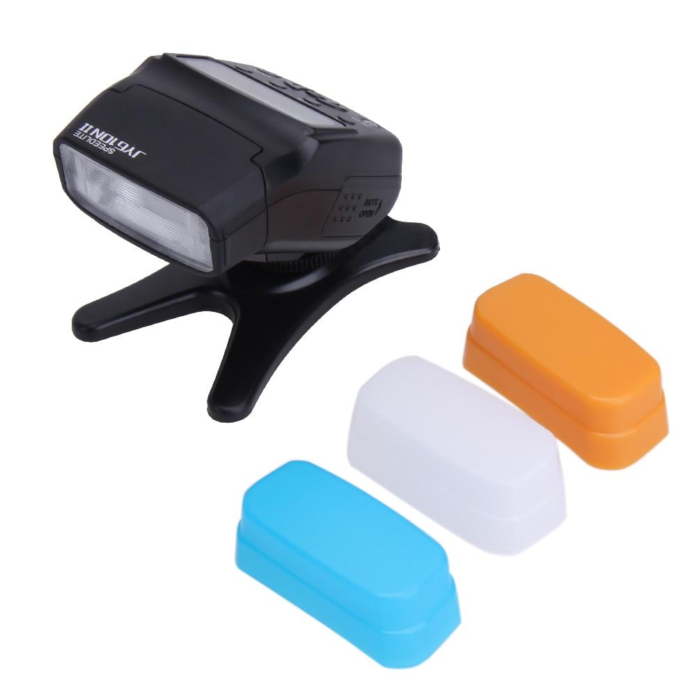 JY-610N II i-TTL On-camera Mini Flash Speedlite for Nikon D3300 D5300 D7100 D750 D810 D610 D5200 D600 D3200 D800 D5100