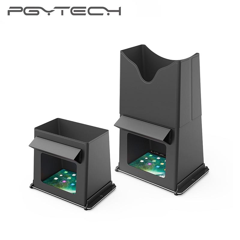 PGYTECH DJI Mavic Pro Controller Monitor Sun Hood Tablet Sun Shade for DJI Phantom 4 Pro