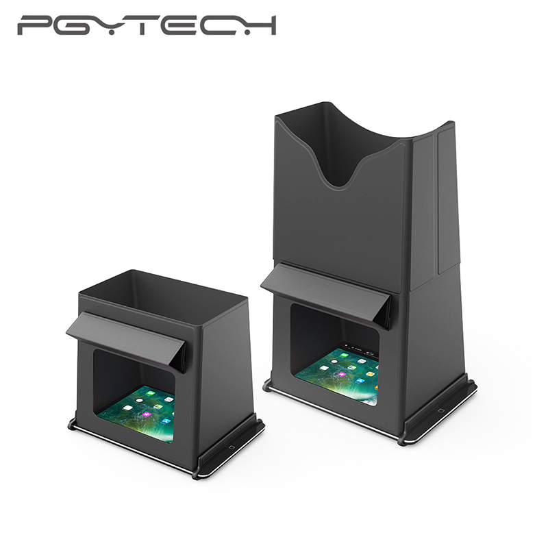 PGYTECH DJI Мавик Pro контроллер монитор солнце Гуд Tablet козырек от солнца для DJI Phantom 4 Pro/Mavic Air/ spark/Inspire Drone