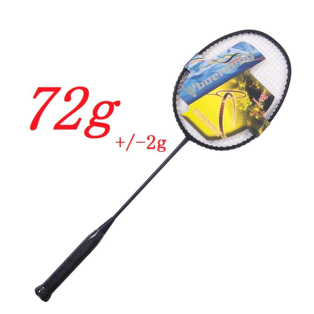 6U badminton racket Max 36Lbs stiff badminton racket padel badminton raquete light badminton racket