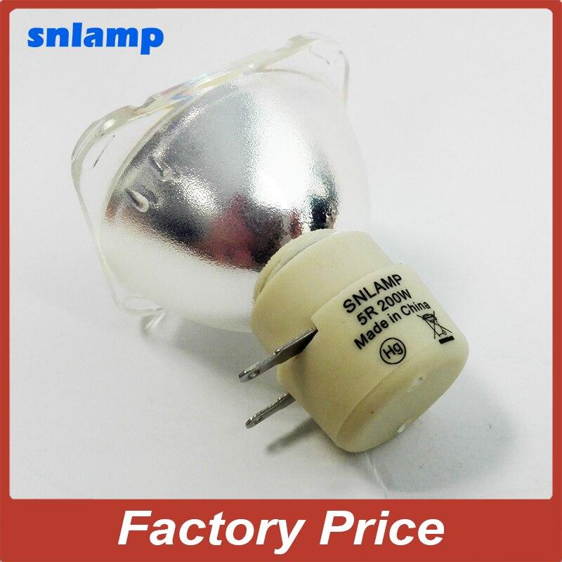 Hohe qualität 1 teil / los 200 Watt Lampe MSD Platin 5R Für Strahl - Heim-Audio und Video