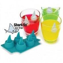Summer shark design ice box ice cream mold 12*10*5cm  Free shipping ice cream design keychain