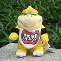 "New Super Mario Bros Plush Toy Bowser Jr. 8"" Nintendo Cuddly Stuffed Animal Doll Christmas Child Gift"