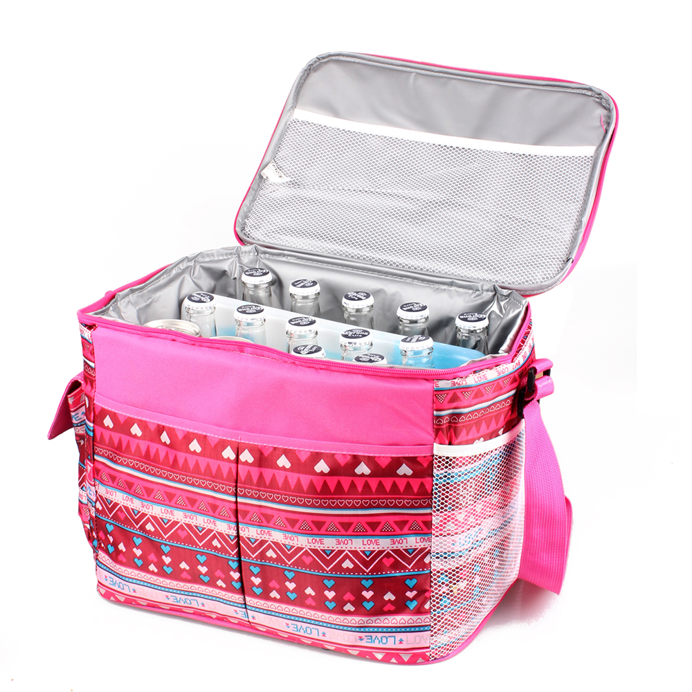 21L  11L 5L Oxford Thermal PEVA Pearl Cotton  Lunch Bags for Kids Food Picnic Cooler Bags Insulated Storage Fresh keeping  Bags
