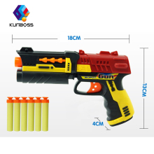 Outdoor Game Toy Gun N-Strike Elite CrossBolt Blaster Darts Toy Refill Gun Serie Bullet Toys For Children Birthday Gifts
