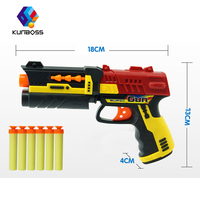 Sell Lots Of Toys Manual Soft Toy Gun Shooter Wholesale