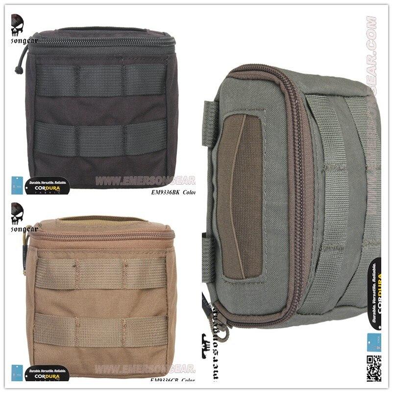 Emersongear Concealed Disposable Glove Pouch Multicam MOLLE Battle Field Medic EMT Pouch