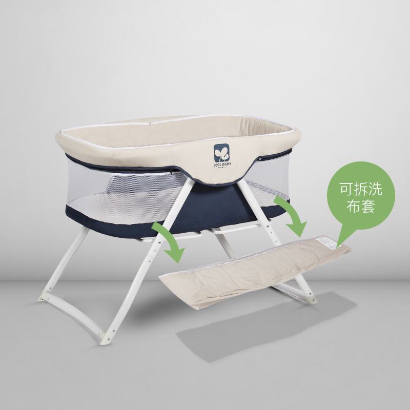Superbe Coolbaby Cribs European Style Free Installation Of Multi Function Game Bed  Baby Foldable Portable Travel Cradle In Baby Cribs From Mother U0026 Kids On ...