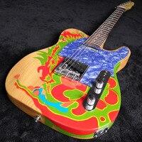 Forestwind High quality custom Page Custom Dragon TL guitar free shipping