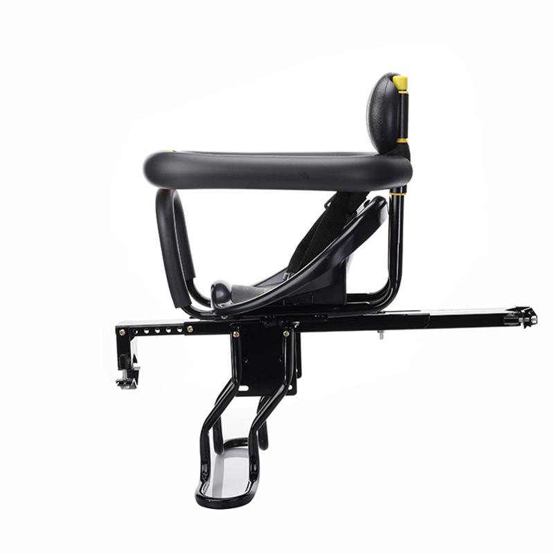 Front baby bike universal seat mountain bike child seat double support baby safety seat