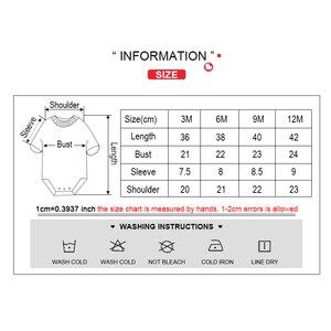 Image 5 - Body unisexe en coton, 7 pièces/lot, combinaison vêtements dété pour enfants, vêtements corps pour filles, pyjamas de noël