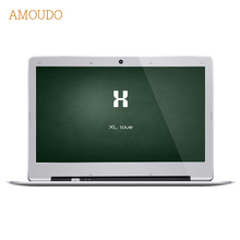 Amoudo-S3 14 inch 8GB Ram+120GB SSD+1TB HDD Intel Pentium Quad Core Windows 7/10 System Fashion New Laptop Notebook Computer