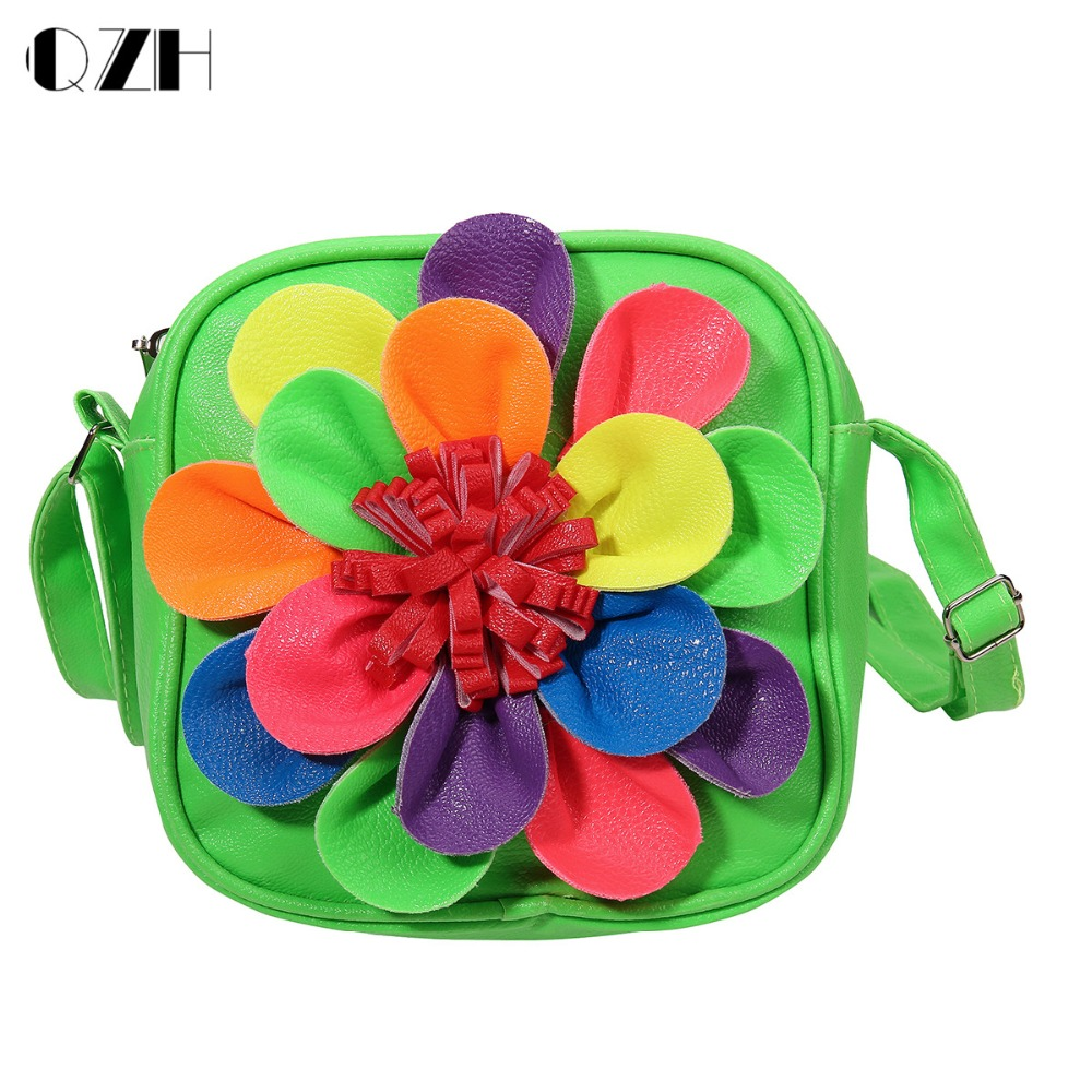 Canvasdoll Children Bags new fashion handbags kids Messenger bag Shoulder Bag for kindergarten girl