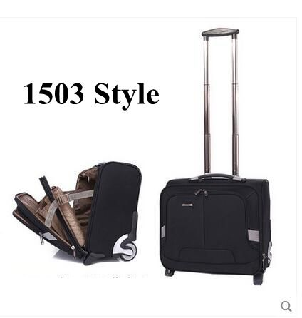 Travel Luggage Bag Men Business Trolley Bags Wheeled bag Men Travel Luggage Case Oxford Suitcase laptop Rolling Bags On Wheels 2016 new large capacity travel suitcase on wheels trolley bag rolling bag high quality polyester travel bags