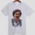 Gangster Narcos Pablo Escobar Camisa de T Dos Homens de Manga Curta de Algodão camiseta Lenda