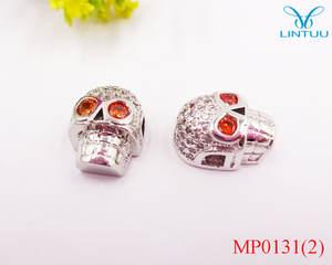 6ffb3cc81 BELLE NOEL DIY beads Skull skeleton men accessories