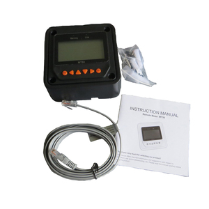 Image 3 - EPever MT50 Remote Display for Tracer AN Tracer BN TRIRON XTRA Series MPPT Solar Controller and VS BN PWM EPSOLAR Regulator