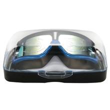 Large Silicone Swim Goggles