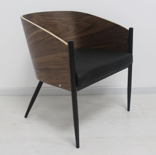 Rey Costes silla Koster minimalista ocasional moderno comedor silla ...