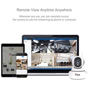 Image 5 - Keeper HD IP מצלמה WiFi אלחוטי אבטחת בית מצלמה מעקבים מצלמה 1080P 2MP תינוק צג ראיית לילה CCTV מצלמה 3