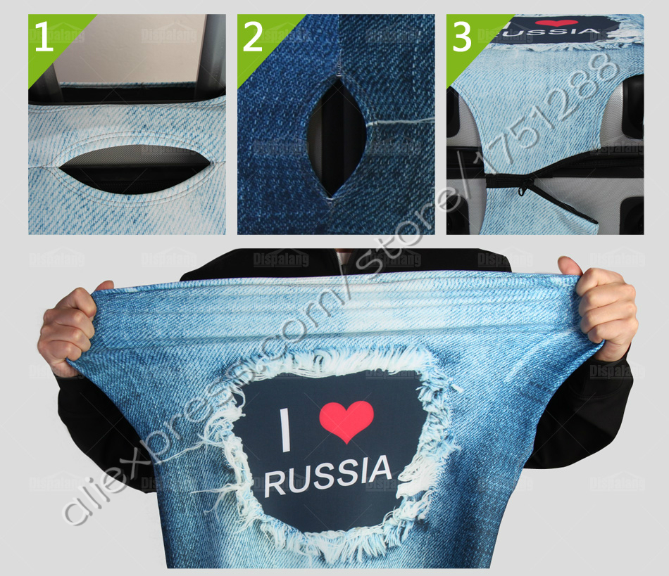 High Quality travel luggage protective cover