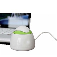 Free Shipping Drop Shipping Newest 2013 60ml Portable Mini USB Humidifier Air Purifier Aroma Diffuser For