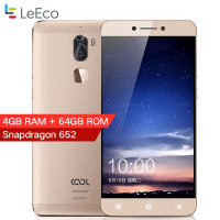 Original Letv Cool 1 Dual Leeco Coolpad Cool1 Fingerprint ID Mobile Phone 4GB RAM 64GB 5