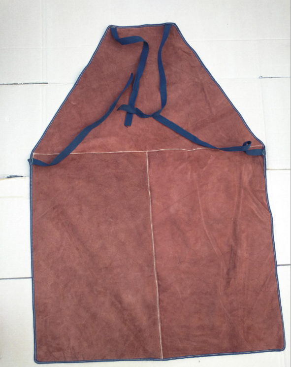 New Arrival FGHGF Welding Equipment Welder Heat Insulation Protection Cow Leather Apron 60x90cm Workplace Safety Clothing new safurance leather equipment apron
