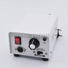 صندوق الطاقة القوي 90 محرك صغري اليد تلميع الملمع معدات مختبر الأسنان 220 فولت 0 35000 دورة في الدقيقة مع 102 قبضة للمجوهرات