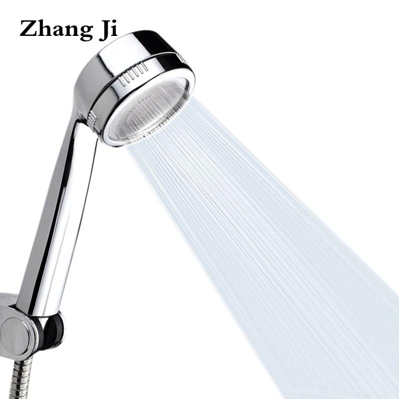 Zhang Ji Best Sales Bathroom Round Big Rian Shower Head Sprayer ...