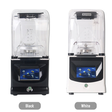 ITOP Heavy Duty Commercial Blender Ice Smoothies Blender Machine Food Mixer Juicer Food Processor With Reprograming Function