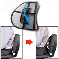 Back seat cushion Car lumbar support office cushion at home massage lumbar support viscose lumbar support