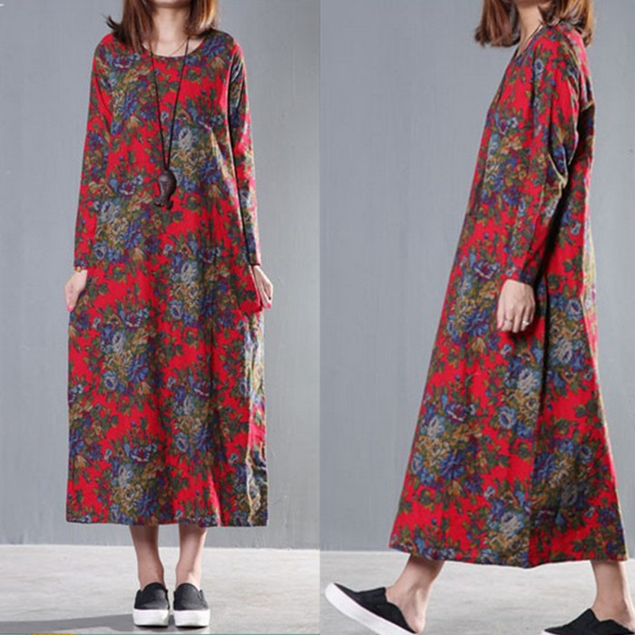 Popular Ethnic Maxi Dresses-Buy Cheap Ethnic Maxi Dresses lots ...