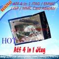 free shipping NEW ATF BOX ATF 4 IN 1 Ultimate JTAG/EMMC/ISP/MMC Adaptor