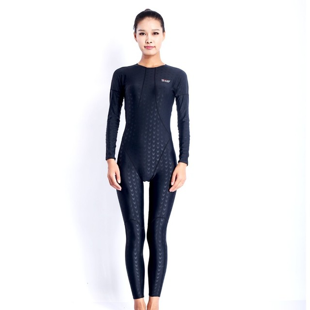00720cfe3b HBXY swimwear women swimsuit female arena swimming plus size racing suit  full body competition swimsuits competitive shark skin