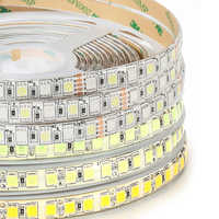 DC12V LED strip 5050 RGB RGBW RGBWW 96LEDs/m,120LEDs/m 5M High Brightness 5054 LED Strip Light Ice Blue, Cold white, Warm white