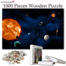 MOMEMO 1000 Pieces Wooden Puzzle Toys for Adults Jigsaw Puzzles Games Children Educational