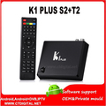 K1 plus s2 s2 t2 t2 5 unids S905 Amlogic Quad Core 64-bit Android 5.1 TV Box KI Plus Ccamd Apoyo Newcamd 1G/8G kodi