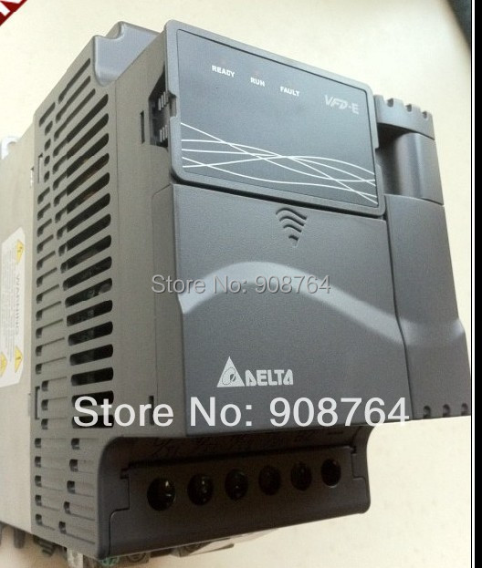 11KW  380V  Delta VARIABLE FREQUENCY DRIVE INVERTER VFD  for spindle with eme-pg01 pg card  VFD322# inverter pg x2 card pg new original
